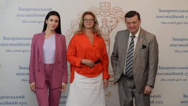 Председатель Закарпатского апелляционного суда об авторитете судебной власти (ВИДЕО)