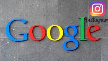 Google отметил изображение-логотип украинца на Instagram-странице Google