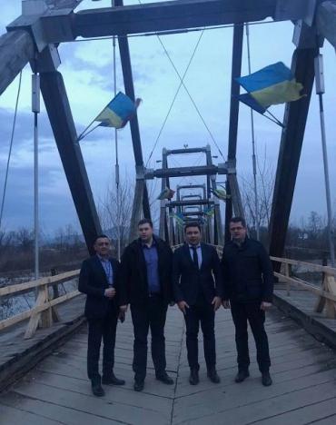 Замминистра инфраструктуры Виктор Довгань не доволен состоянием дорог в Закарпатье