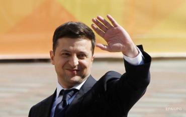 Владимир Зеленский во время инаугурации предложил правительству уйти в отставку