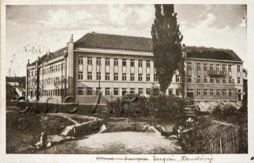 Как в Ужгороде уничтожили малый Уж: Исторический кадр сумели отыскать