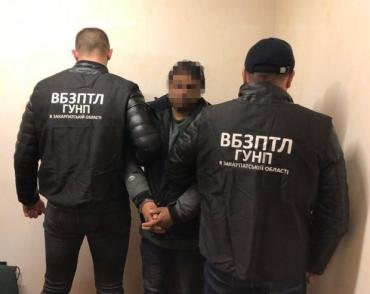 Полицейские из Закарпатья в Киеве провели спецоперацию по задержанию двух преступников