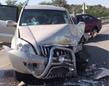 Народный артист Украины из Закарпатья попал в жуткую аварию