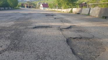 В Закарпатье на совещании ОГА обговорили проблему ужасных дорог