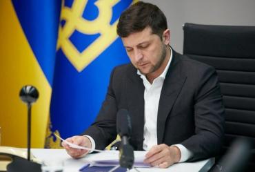 Зеленский вводит санкции против Медведчука