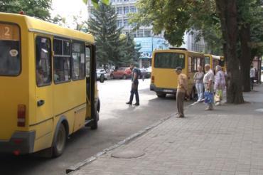 Проезд в маршрутках Ужгорода подорожает до 5 гривен