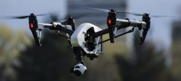 За Закарпатьем будут следить летающие дроны