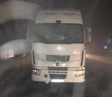 В Закарпатье иностранец на фуре насмерть сбил пешехода