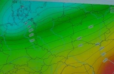 На Закарпатье зафиксировали рекордную плюсовую температуру