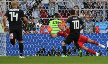 Аргентина впервые с 1990-го не выигрывает стартовый матч на турнире