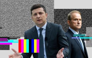 Зеленский хочет сегодня через СНБО заблокировать ещё один ТВ-канал