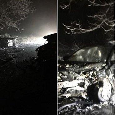 Ночное ДТП на Закарпатье, есть жертвы и пострадавшие