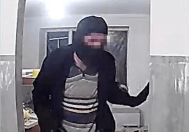 """""""Домушник"""" у Мукачево потрапив прямо в руки поліцейським"""