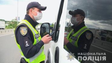 50 экипажей полиции усиленно патрулируют Закарпатье
