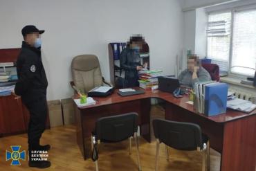 15 миллионов убытков: СБУ вывели на чистую воду экс-руководительницу Держгеокадастра в Закарпатье