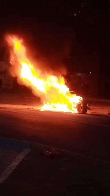 Новая информация о пожаре у Боздоского парка в Ужгороде