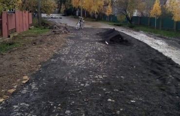 Результата не было: Главную проблему села в Закарпатье жители взяли на себя