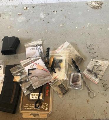 """В Закарпатье на КПП """"Тиса"""" в автомобиле нашли опасную вещь в разобранном виде"""