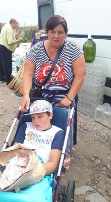 Цыганка из Закарпатья отличилась на базаре в Кременце