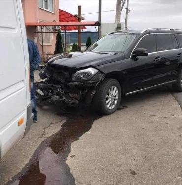 """Шалені ДТП на Закарпатті """"вбивають"""" автомобілі"""