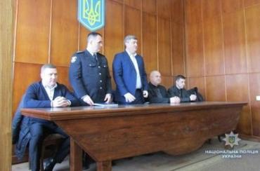В полиции Закарпатья произошли кадровые перестановки