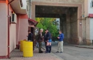 Працюючі на будівництві у колишньому Станіславі мешканці Закарпаття побили ветерана АТО