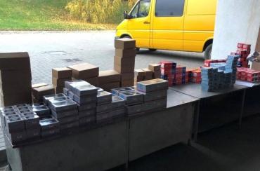 На Закарпатье маленькая ложь на таможне обошлась водителю в штраф 500 евро