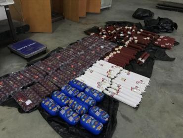 158 килограмм колбасы: Как в Закарпатье контрабандисты готовятся к праздникам