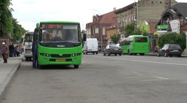 Закарпатське Мукачево оголосило конкурс перевізників