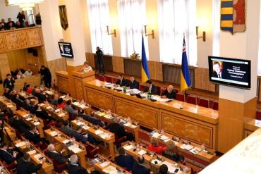 Закарпатські депутати «за» збереження українських лісів та запобігання незаконному вивезенню необроблених лісоматеріалів