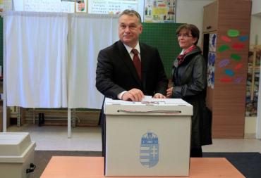 Полная победа Орбана : Явка на выборах в Венгрии бьет рекорды