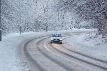 На Закарпатье идёт морозный фронт: Ждите снег, сильнейшие порывы ветра и гололед