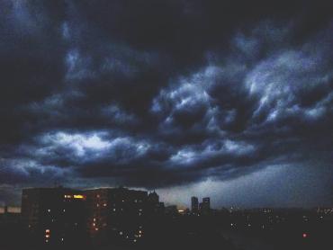 В Закарпатье ожидают ураган, сильный ливень и грозы