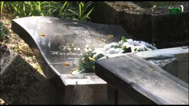 """На цвинтарі """"Кальварія"""" в Ужгороді виявили 15 пошкоджених могил"""