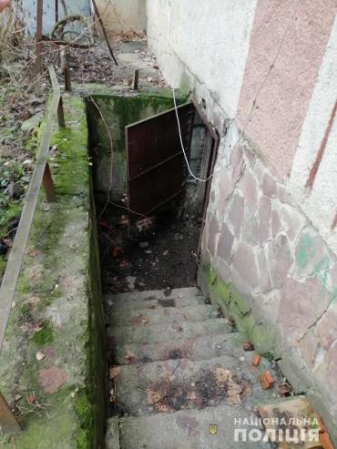 В Закарпатье подвал многоэтажки затопило из-за... украденных труб