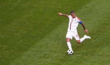 Счет в данном матче открыл сербский бек Александар Коларов