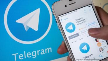 Telegram сейчас самый интересный мессенджер в Украине