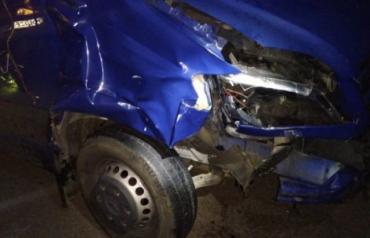 В Венгрии двое украинцев погибли от удара грузовика