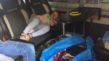 Пограничники в Мукачево пресекли незаконную попытку вывоза ребенка в Венгрию