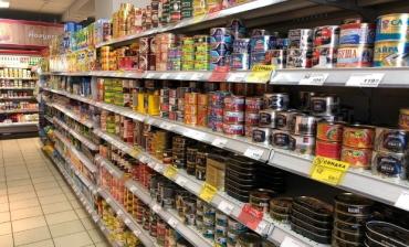 Коронавирус в Закарпатье: Впервые закрыли супермаркет, где инфицирован работник