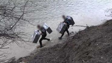 Курьез дня: В Закарпатье пограничники показали все виды контрабандистов, с которыми им приходится сталкиваться