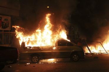 Житель Закарпатья не мог выехать из Чили из-за массовых протестов