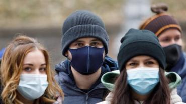 Украина с 23 декабря уходит на жесткий локдаун