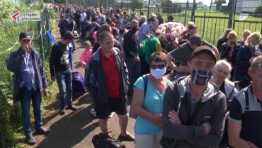 В Євросоюзі відловлюють українських заробітчан-нелегалів цілими бусами