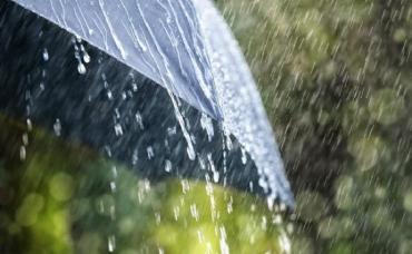 Для Закарпаття синоптики на сьогодні обіцяють знову дощі, грози та град