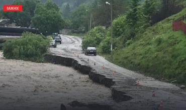 Официально. Восемь населенных пунктов оказались под водой в Карпатах