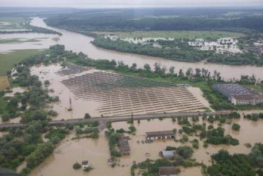 Водная стихия помешала своевременной доставке почты в Закарпатье, Ивано-Франковщине и Буковине