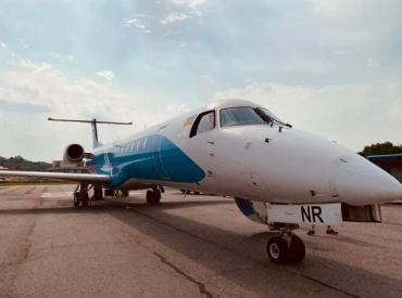 Из Ужгорода можно будет слетать в Грецию - первый рейс вылетел в Салоники