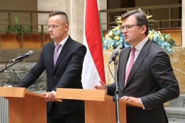 Украинско-венгерские переговоры в Закарпатье зашли в полный тупик
