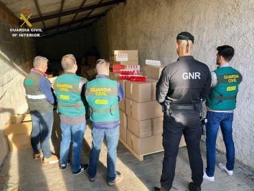 На Пиренеях накрыли подпольное производство сигарет, где работали украинцы